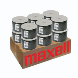 Maxell CD-R 52x Printable Shrink (50) Xxl CD csomag 600 db